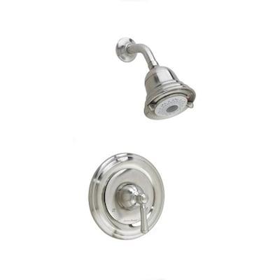 American Standard Portsmouth Satin Nickel 1 Handle Shower Faucet
