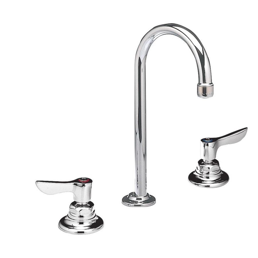 Shop American Standard Monterrey Polished Chrome 2 Handle Watersense Bathroom Sink Faucet At
