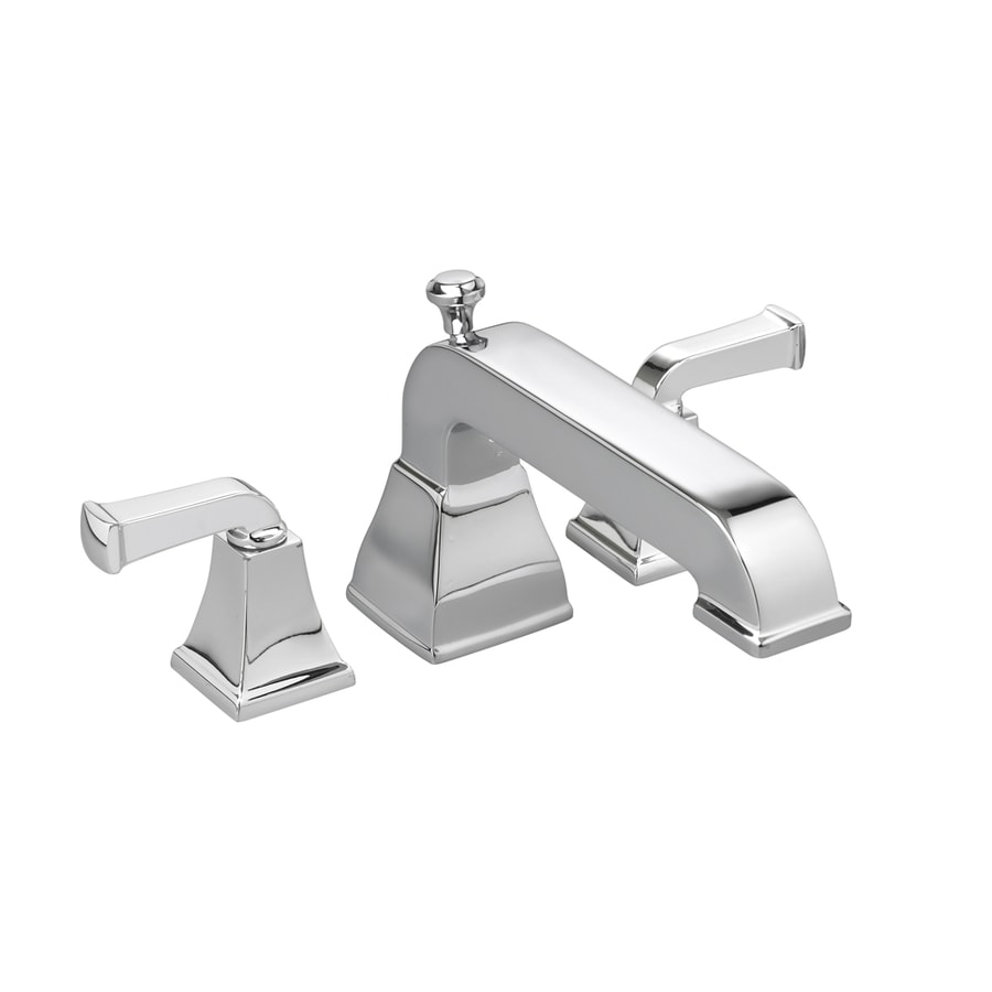 American Standard Town Square Polished Chrome 2-Handle Fixed Deck Mount Tub Faucet