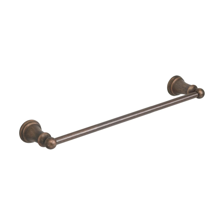 American Standard Oil Rubbed Bronze Single Towel Bar (Common: 18-in; Actual: 20-in)