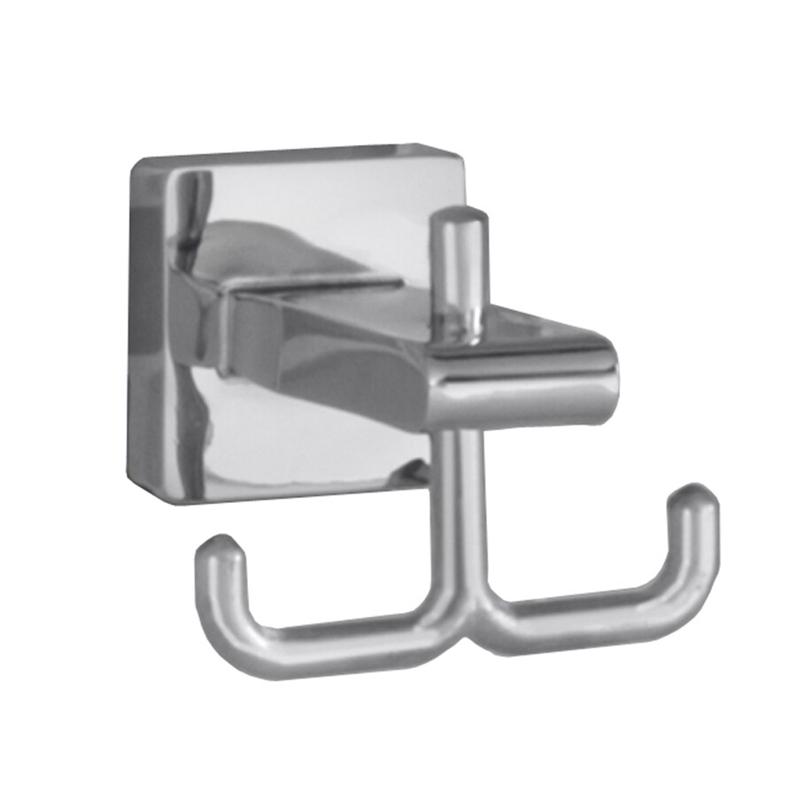 American Standard Cs Series 2-Hook Chrome Robe Hook