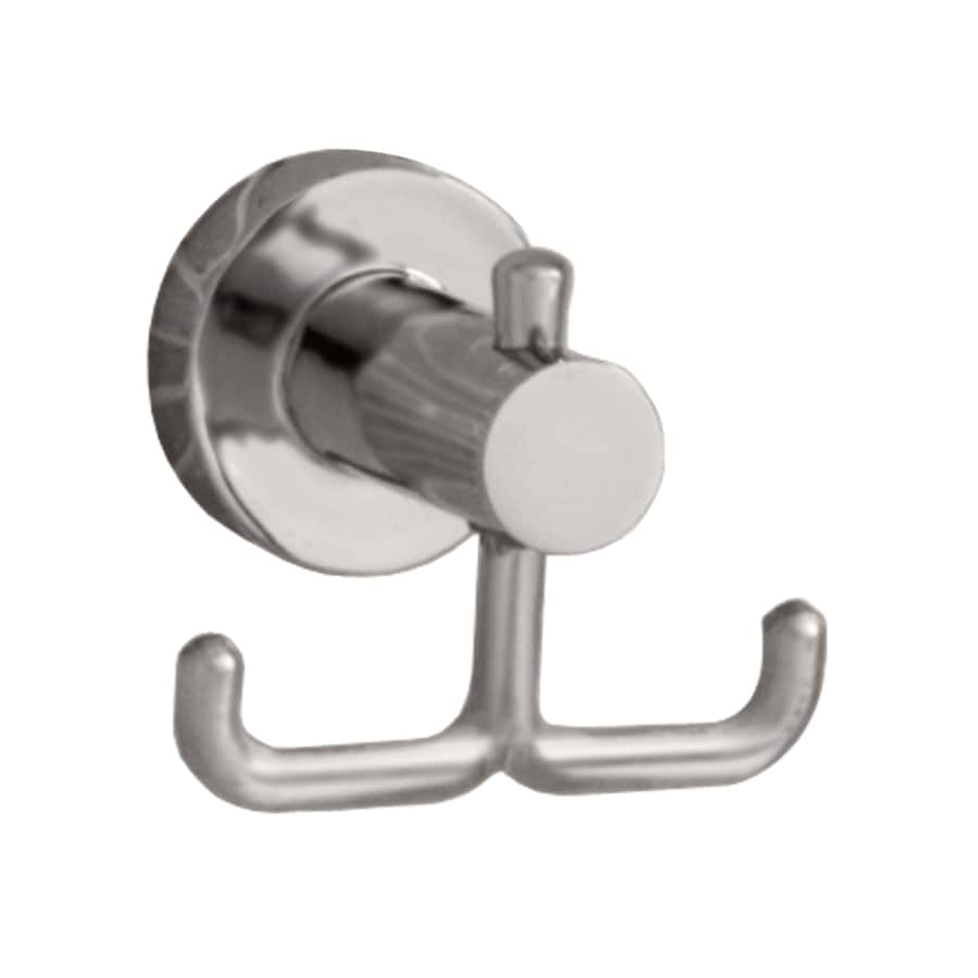 American Standard 2-Hook Satin Nickel Towel Hook