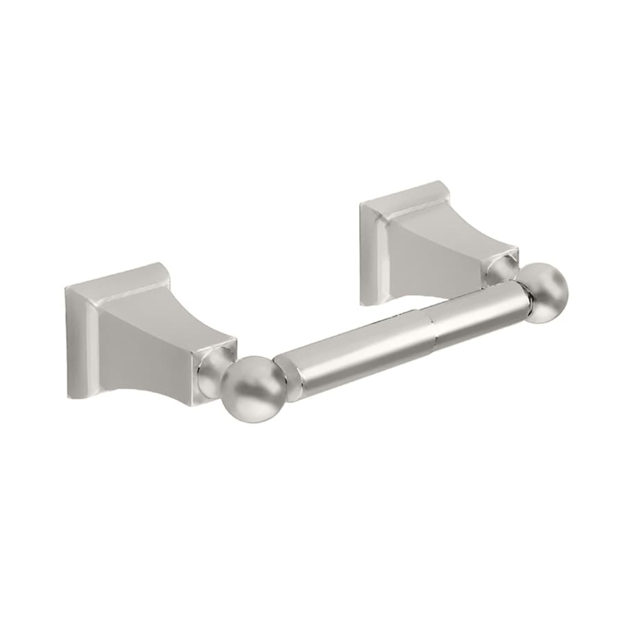American Standard Ts Series Satin Nickel Surface Mount Toilet Paper Holder