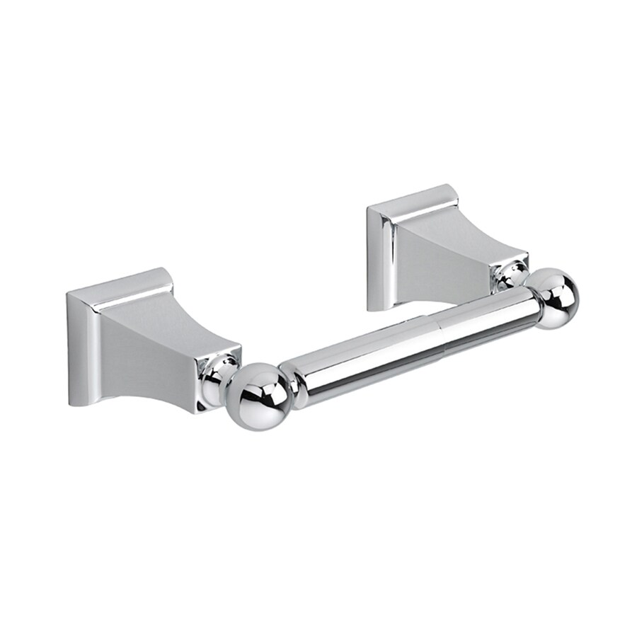 American Standard Chrome Surface Mount Spring-Loaded Toilet Paper Holder