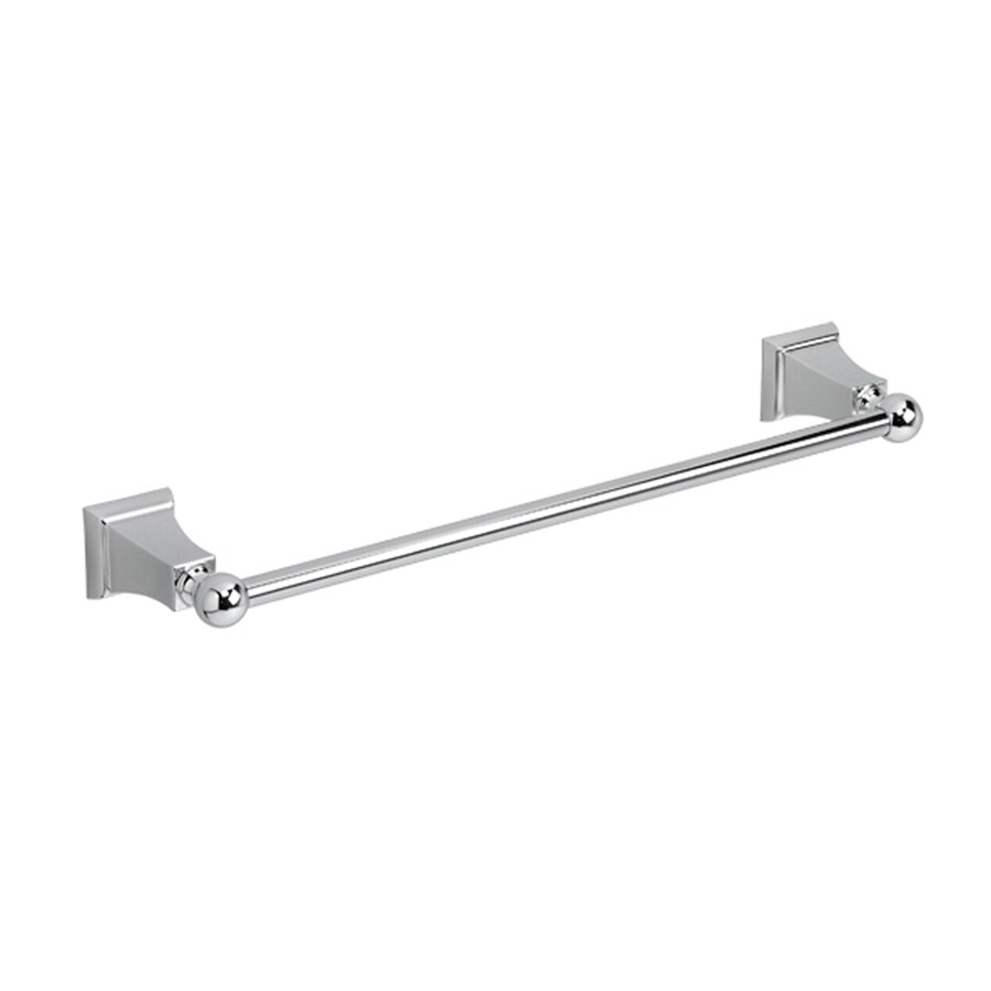 American Standard Chrome Single Towel Bar (Common: 18-in; Actual: 20-in)