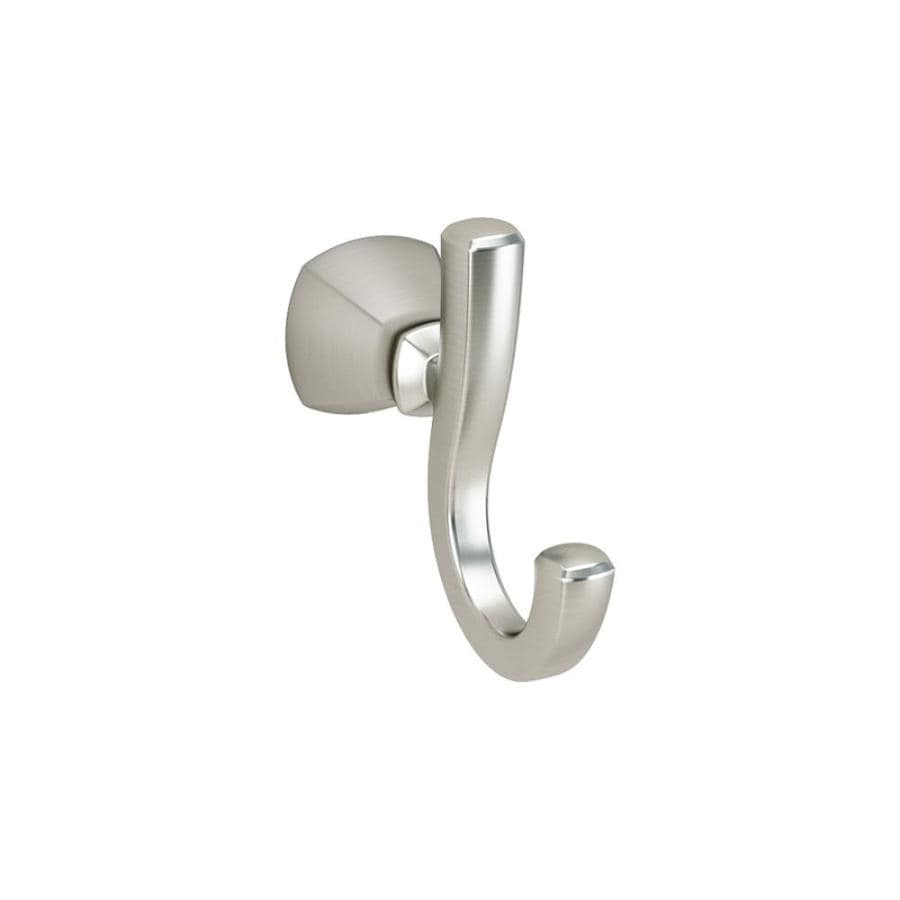 American Standard 1-Hook Brushed Nickel Robe Hook
