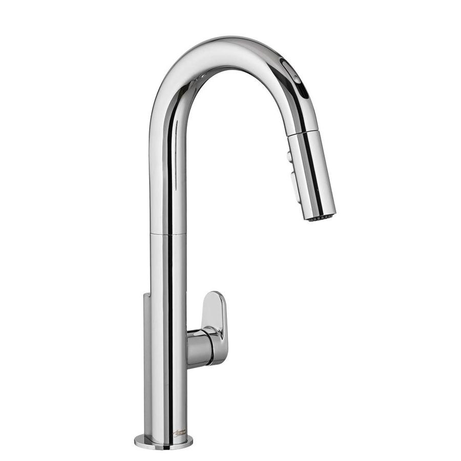 American Standard Beale Polished Chrome 1-Handle Pull-Down Touchless Kitchen Faucet