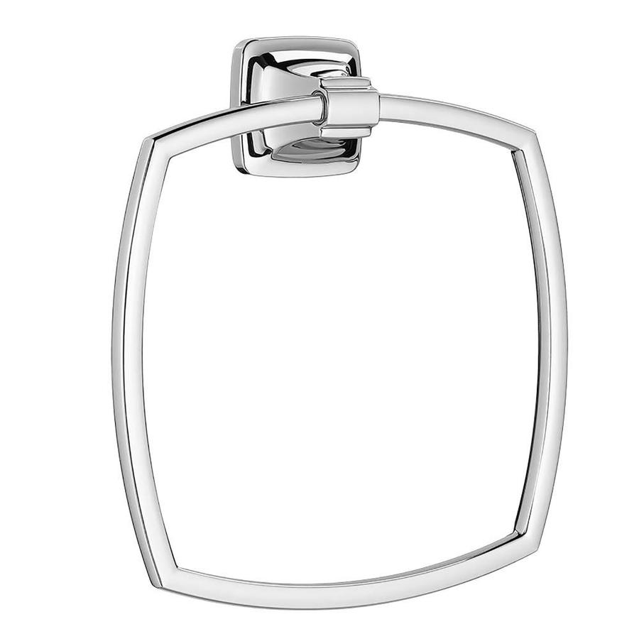 American Standard Polished Chrome Wall Mount Towel Ring