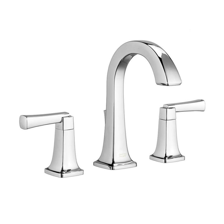 Shop American Standard Townsend Polished Chrome 2 Handle Widespread Watersense Bathroom Faucet