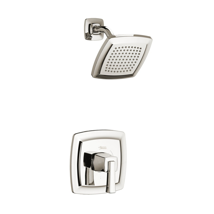 American Standard Townsend Polished Nickel Shower Wall Trim and Handle