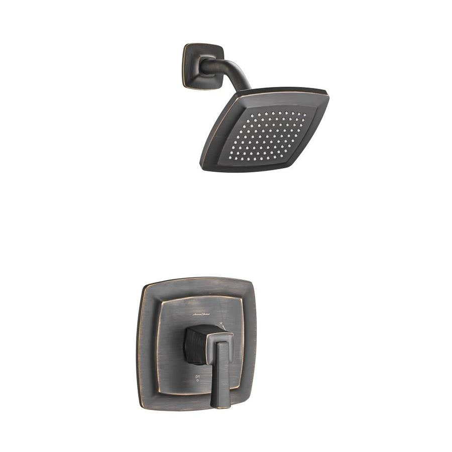 American Standard Townsend Legacy Bronze Shower Wall Trim and Handle