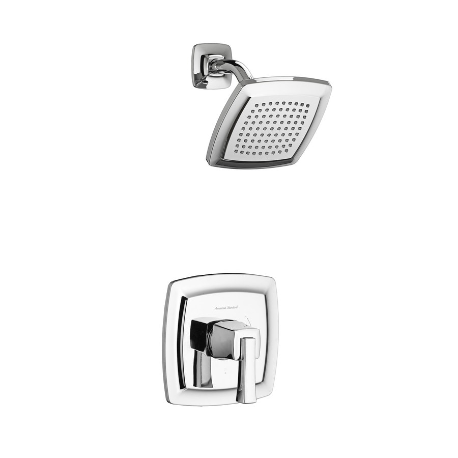 American Standard Townsend Polished Chrome Shower Wall Trim and Handle