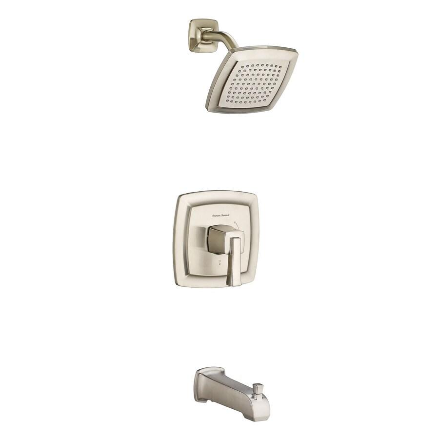 American Standard Townsend Satin Nickel Shower Wall Trim Kit