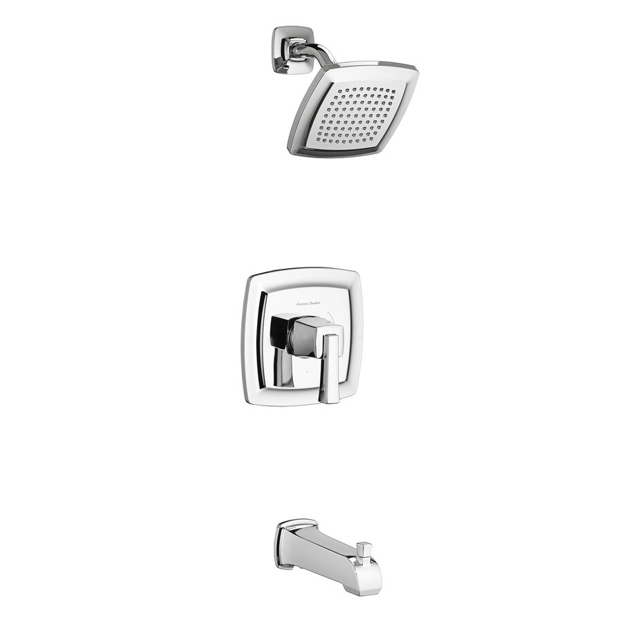 American Standard Townsend Polished Chrome Shower Wall Trim Kit