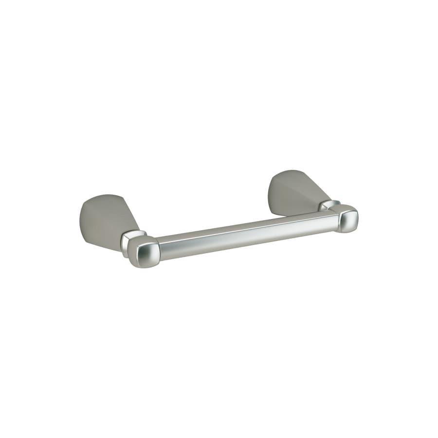 American Standard Edgemere Brushed Nickel Surface Mount Pivot Toilet Paper Holder