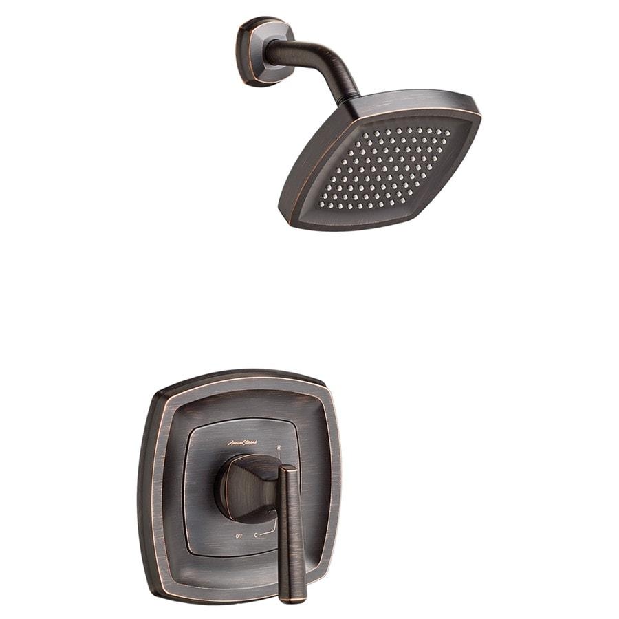 American Standard Edgemere Legacy Bronze 1-Handle Shower Faucet