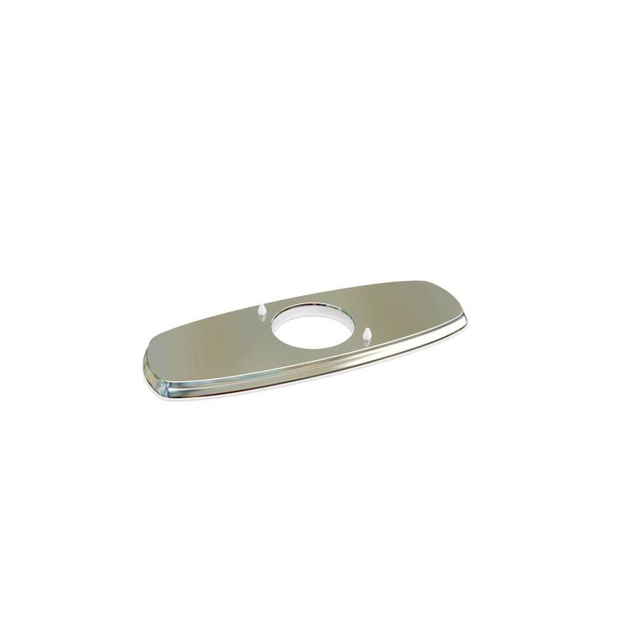 American Standard 5.8-in Brushed Nickel Shallow Escutcheon Plate