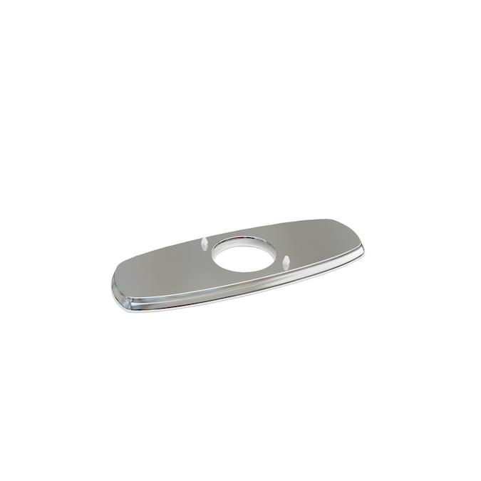 american standard 3 in polished chrome bathroom sink escutcheon