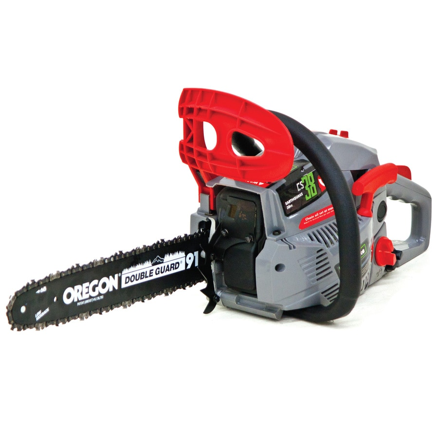 Earthquake 38cc 2-Cycle 14-in Gas Chainsaw