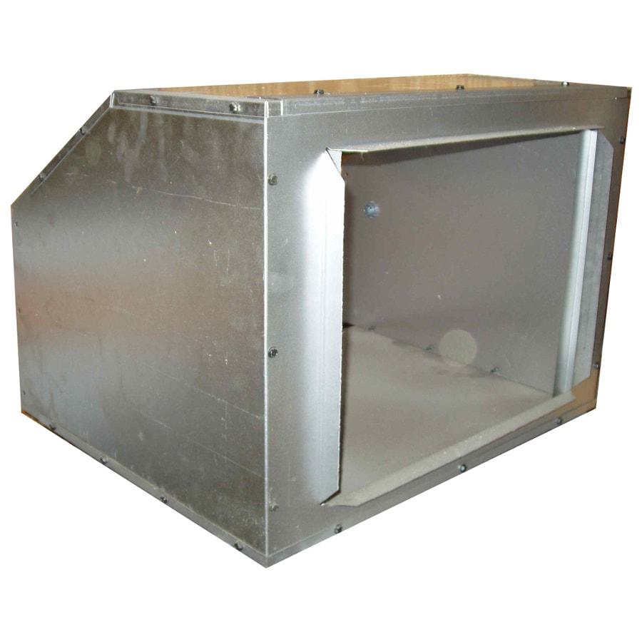 US Stove Company Galvanized Universal Filter Box