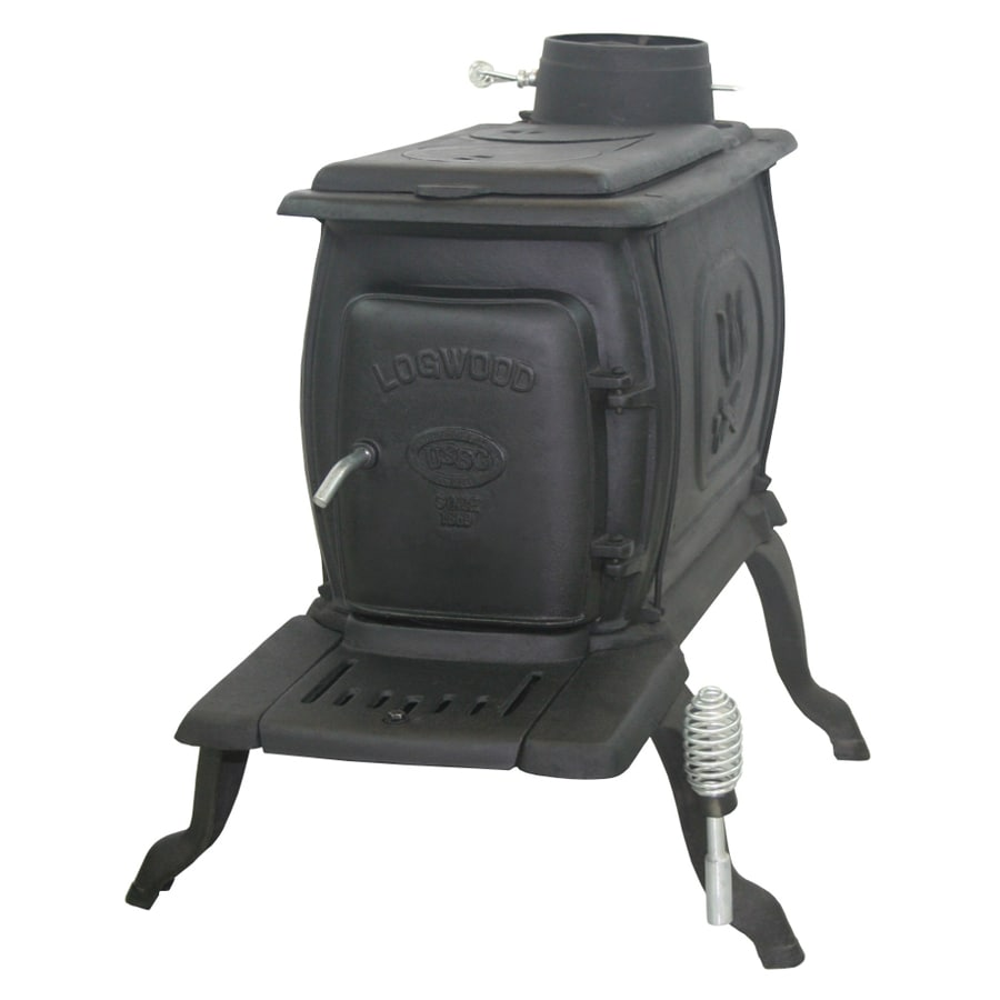 US Stove Company 900 Sq.-ft Wood Stove - Shop US Stove Company 900 Sq.-ft Wood Stove At Lowes.com