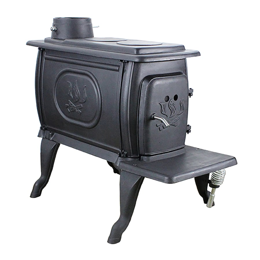 US Stove Company 900-sq ft Wood Burning Stove - Shop US Stove Company 900-sq Ft Wood Burning Stove At Lowes.com