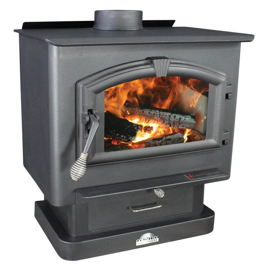 Shop Wood Stoves & Wood Furnaces At Lowes.com - Lowes Wood Burning Stove WB Designs