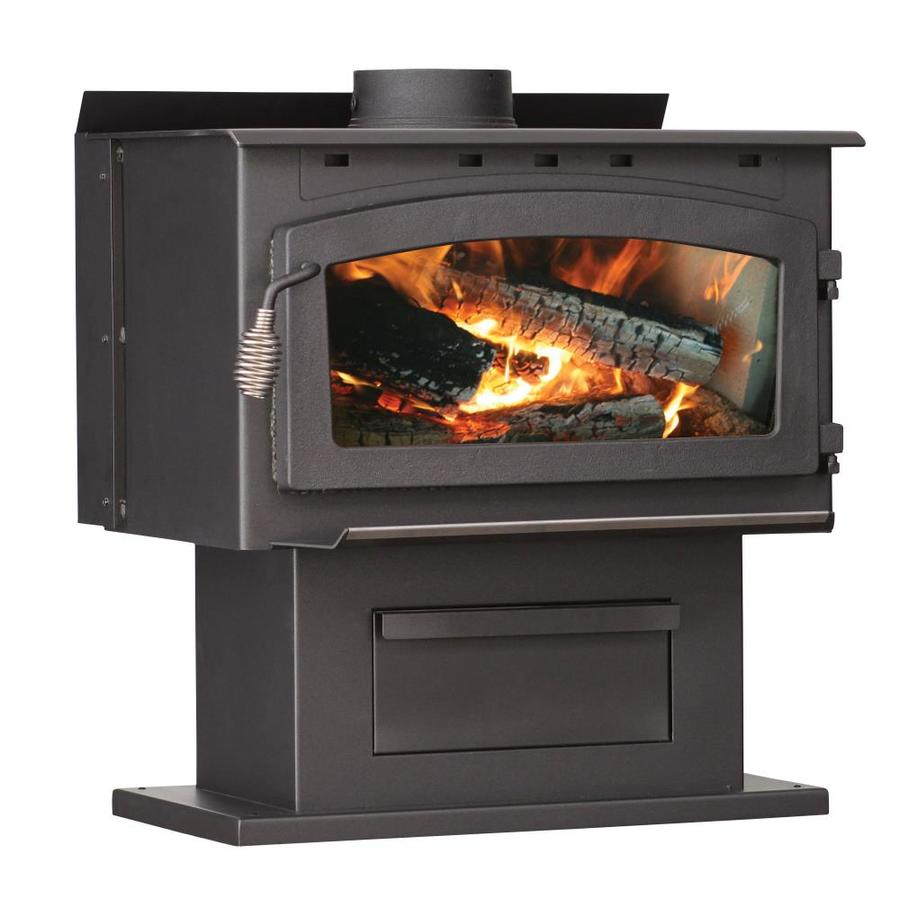 US Stove Company 2,000-sq ft Wood Stove - Shop Wood Stoves & Wood Furnaces At Lowes.com