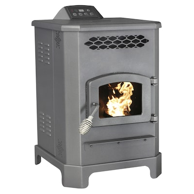Us Stove Company 2200 Sq Ft Pellet Stove In The Pellet Stoves Department At Lowes Com