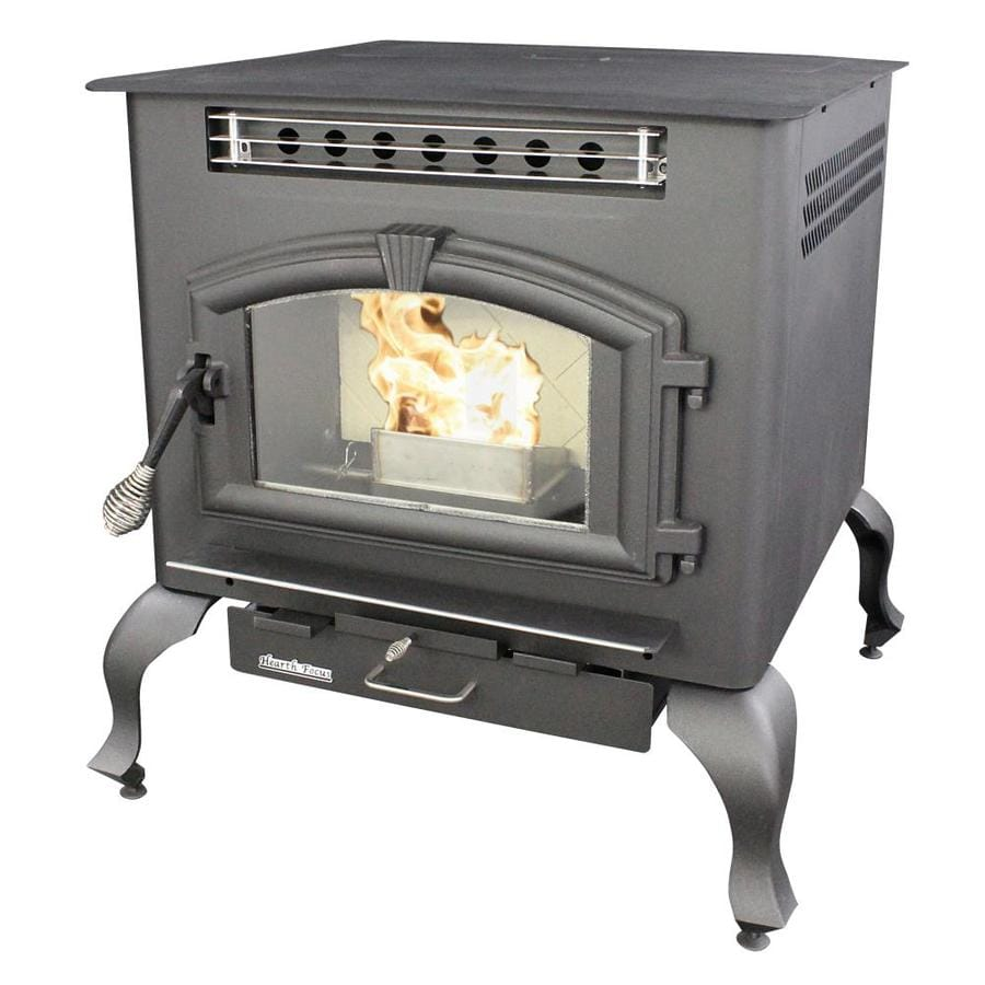 US Stove Company 2000-sq ft Multi-Fuel Stove - Shop Pellet Stoves At Lowes.com
