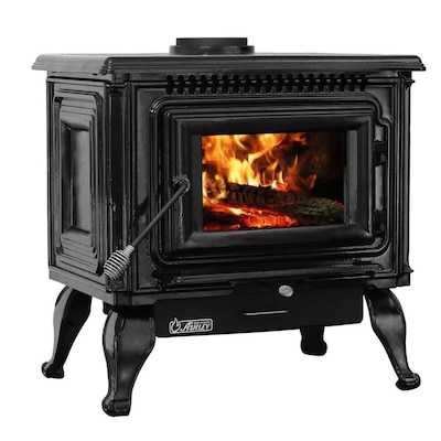 Ashley Hearth Products 2000 Sq Ft Epa Certified Black