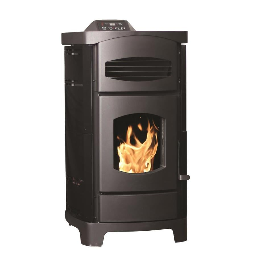 Hearth Stove: Ashley Hearth Products 2200-sq Ft Pellet Stove At Lowes.com