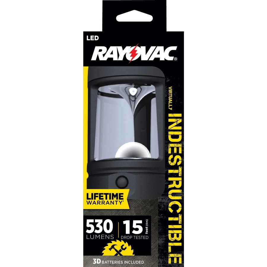 Rayovac 530-Lumen LED Freestanding Battery Flashlight (Battery Included)