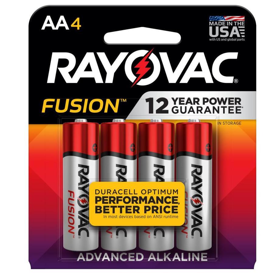 Rayovac AA Alkaline Battery
