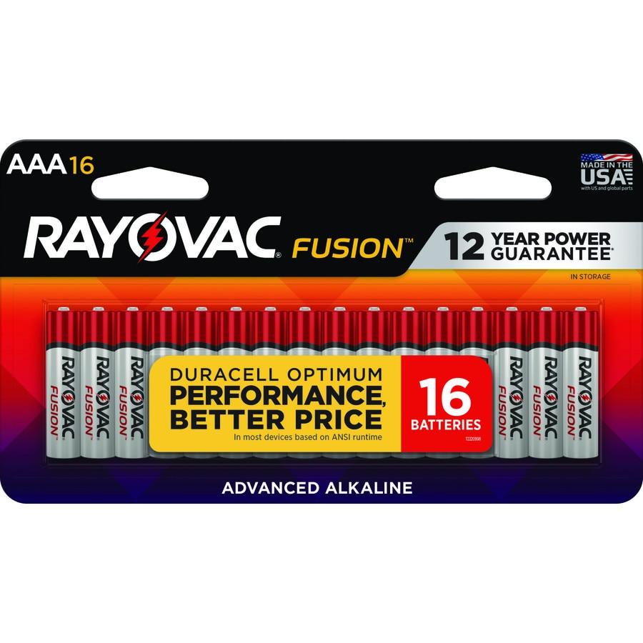Rayovac AAA Alkaline Battery