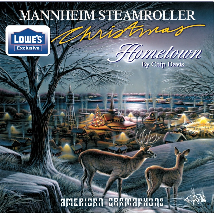 Shop Mannheim Steamroller Hometown CD at Lowes.com