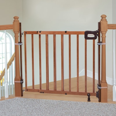Summer Infant 3675 In Brown Wood Safety Gate Extender At Lowescom
