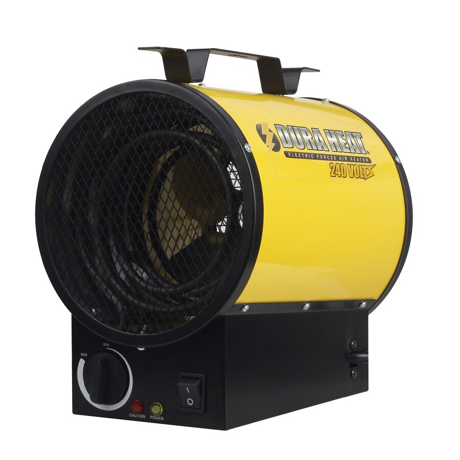 Duraheat 4800 Watt Utility Fan Utility Electric Space