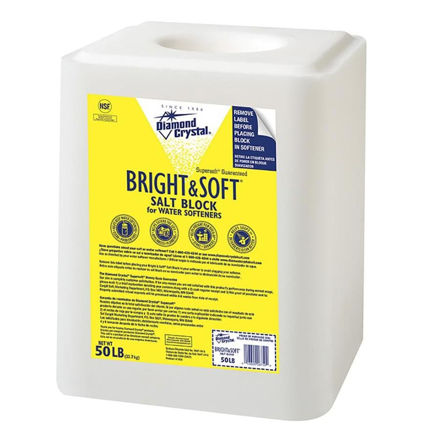 Diamond Crystal 50-lb Salt Block