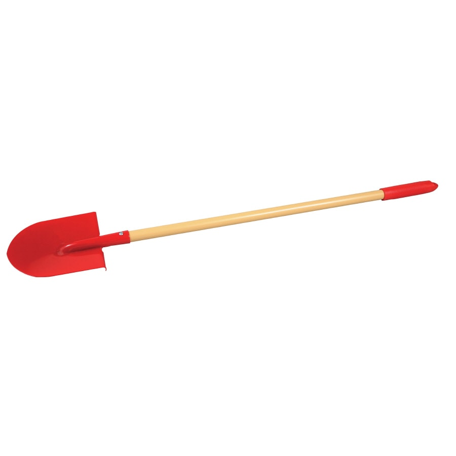 Garden Pals Long-Handle Steel Children's Shovel
