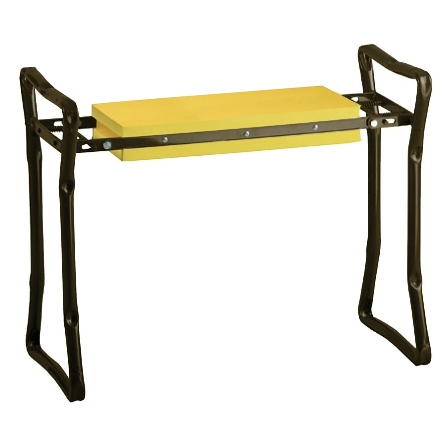 Shop Garden Treasures Garden Kneeling Bench At
