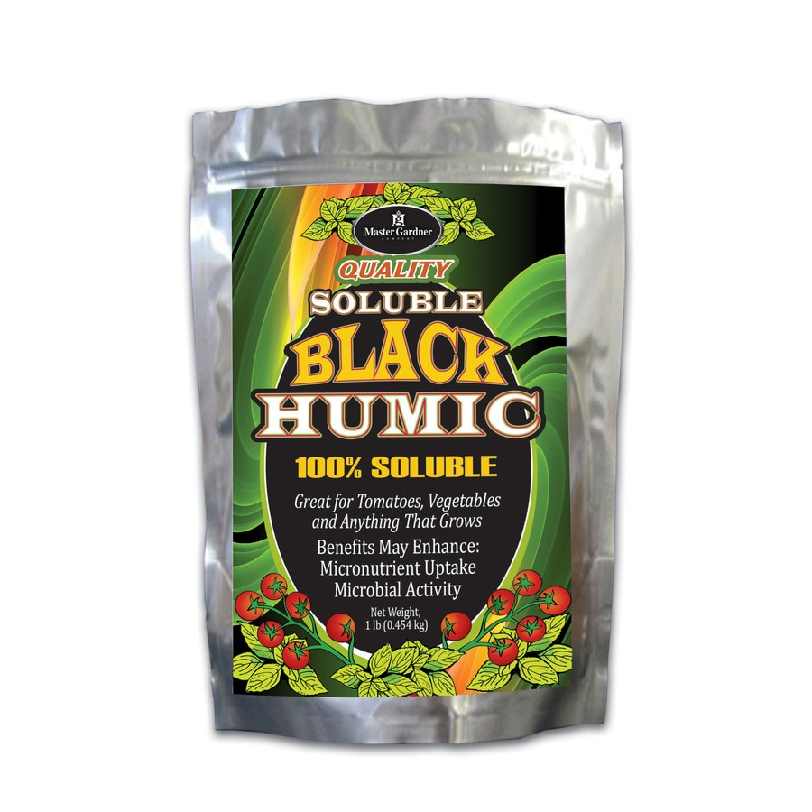 Master Gardner Black Humic 1-lb Organic/Natural All Purpose Food