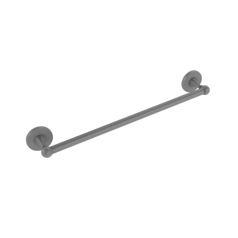 Allied Brass 421T//24-CA Venus Collection 24 Inch Towel Bar with Twist Accent 24-Inch Antique Copper