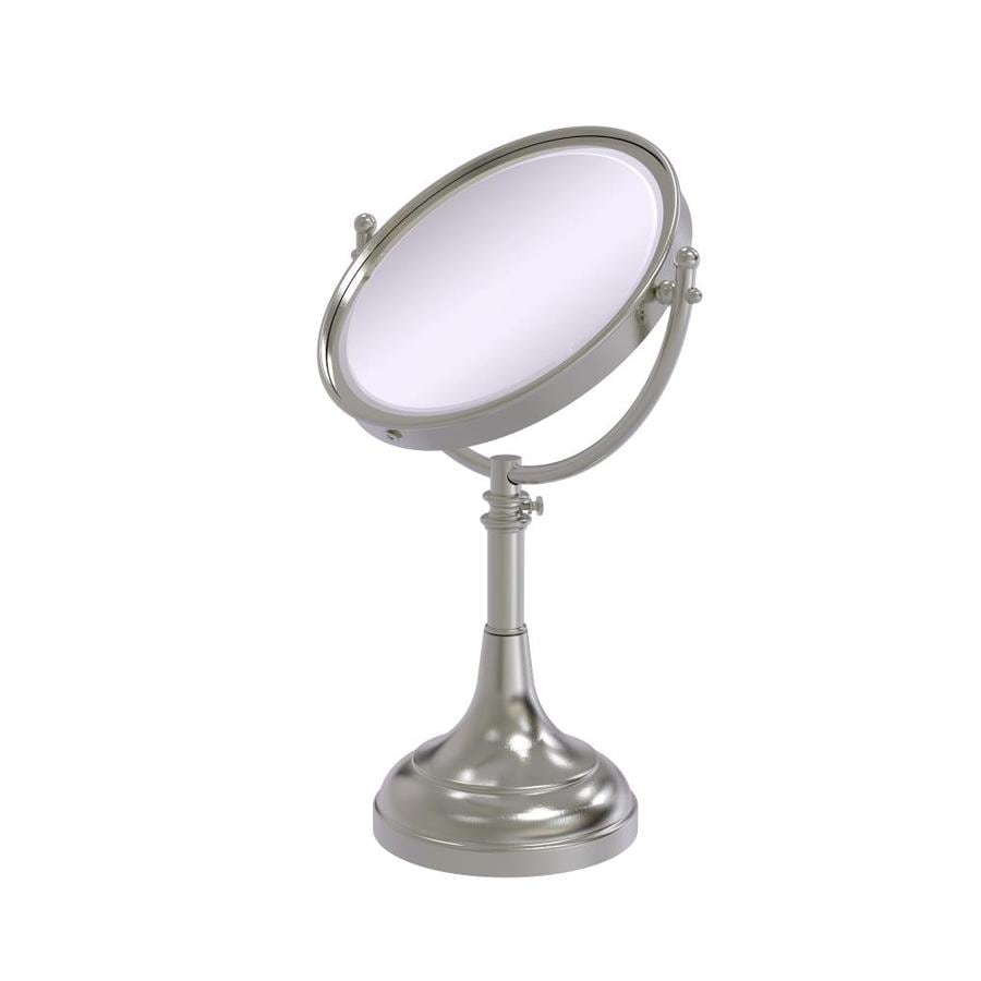 Satin Nickel Double Sided Magnifying