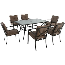 Pleasing Patio Dining Sets At Lowes Com Lamtechconsult Wood Chair Design Ideas Lamtechconsultcom