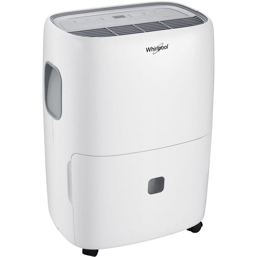 Whirlpool 70 3-Speed Dehumidifier with Built-In Pump ENERGY STAR