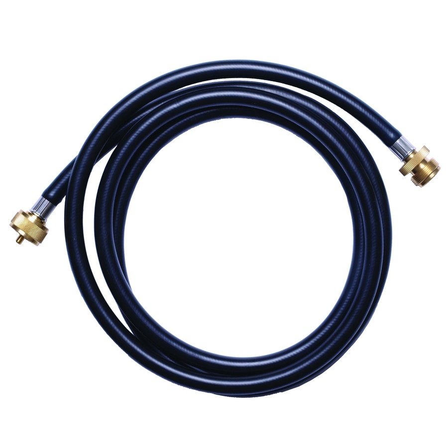 BernzOmatic 3/8-in 0.3125-in x 96-in Male-Female Propane Hose