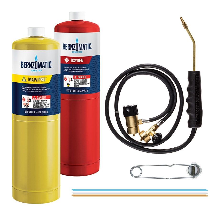 BernzOmatic Torch Kit