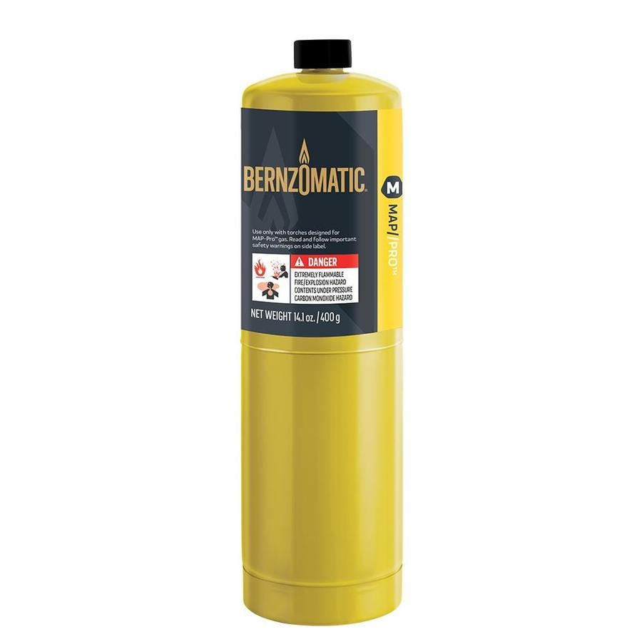 Bernzomatic Map Pro Hand Torch Cylinder At Lowes Com