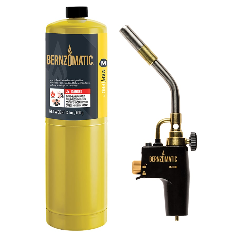 Shop Bernzomatic High Intensity Trigger Start Torch Kit At Lowes Com